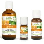 Mélange d'huiles essentielles AGRUMES