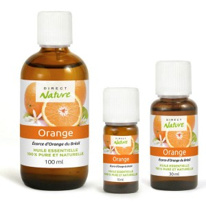 Essential oil of sweet Orange