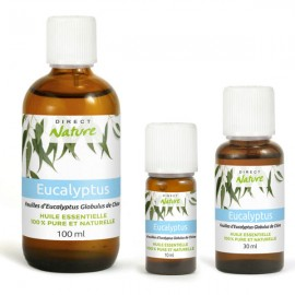 Essential oil Eucalyptus globulus