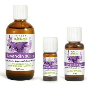 Essential oil of Lavender super