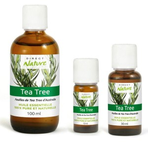 Essential oil of Tea tree