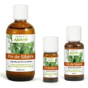Essential oil of siberian Pine