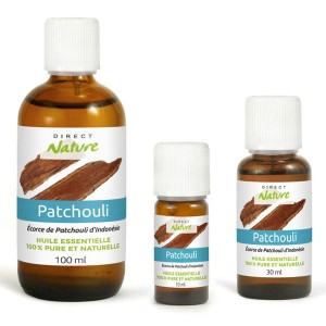 Essential oil of Patchouli