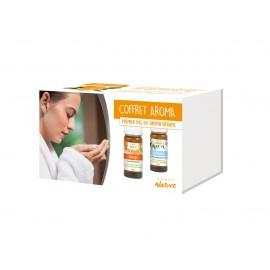 Coffret Aroma - Premiers pas en aromathérapie