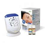 Diffuseur d'huiles essentielles AROMA WIND - Nuit tranquille