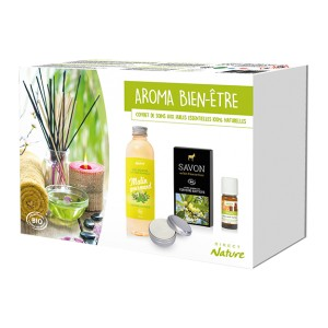 Aroma gift set WELL BEING