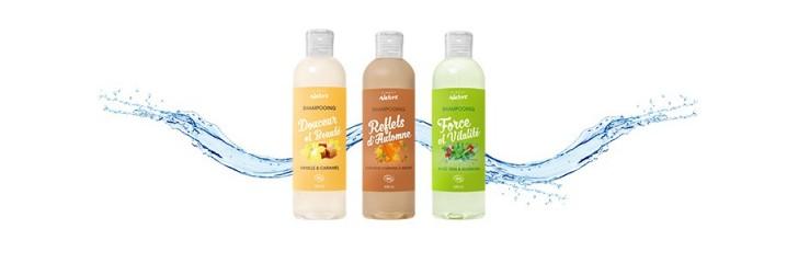 Organic shampoos
