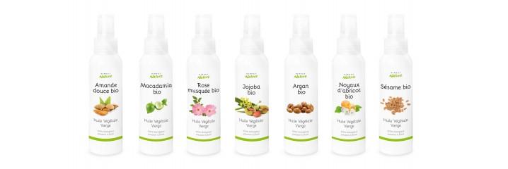 Organic carrier oils